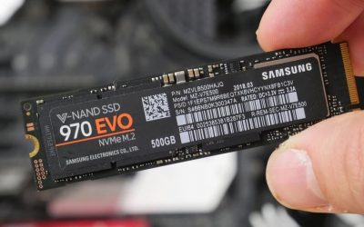 What is NVMe storage?